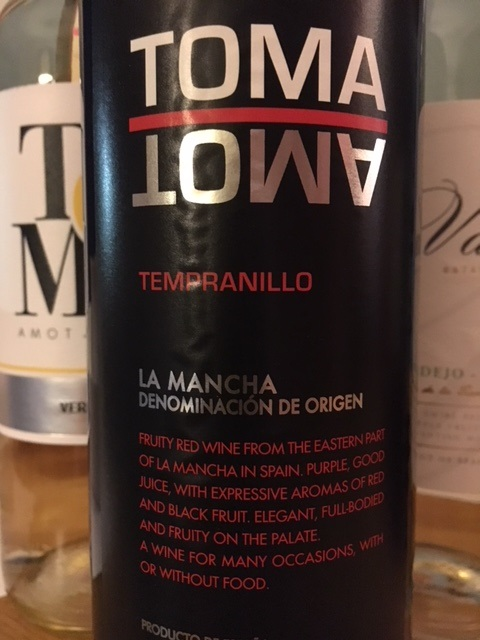 Toma Ophicus Fruitige Rode Spaanse Wijn Tempranillo