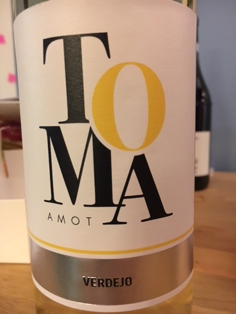 Toma Ophicus Sauvignon Blanc Spaanse Witte Wijn
